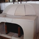Wood-fired ovens construction